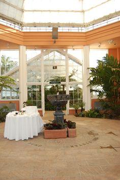 Inside Conservatory