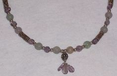 Here's a beautiful #amethyst #necklace  Repin, Like, Share!  Thanks!