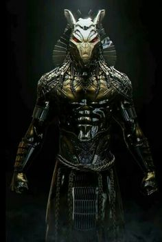 Egyptian God Warrior