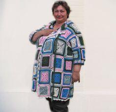 Abrigo de crochet para niСЂС–РІВ±a