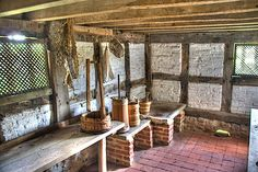 Medieval || House Interior || Domestic