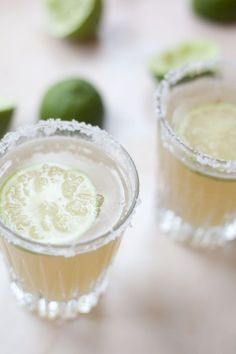 Kombucha Margarita... I had to pin this because my daughter makes kombucha!!! Healthy margaritas?