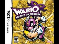 Wario: Master of Disguise - Count Cannoli