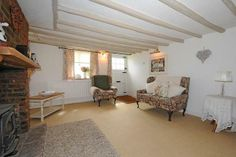 Semi-detached house for sale in Creed Cottages, Walton Lane, Bosham PO18 - 32831516a