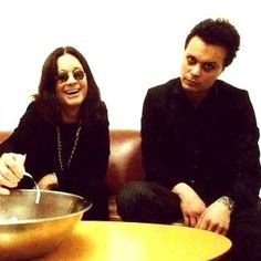 Ville with Ozzy <3