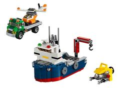 Výskum oceánu Lego Creator, The Creator, Nerf, Toys, Activity Toys, Clearance Toys, Gaming, Games, Toy