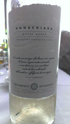 Chardonnay / Sauvignon from Marche, Annachiara, 29 EUR, 3 stars Wines, Water Bottle, Personalized Items, Stars