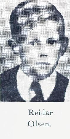 (03/24/1935) Kristiansad, Norway (02/27/1945) played with some comrades, found a grenade that exploded. 9 years old 9 Year Olds, World War, Norway