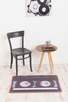 Trompe LOeil Floor Mat - Tape - Urban Outfitters