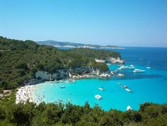 Voutoumi, Antipaxos, Greece
