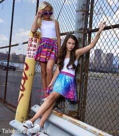#EastChloe modeled for zara terez