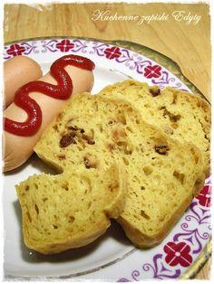 Chleb kukurydziany z suszonymi pomidorami Rolls, Gluten Free, Bread, Xmas, Food, Glutenfree, Buns, Brot, Christmas