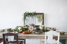 Farm to Table Wedding Brunch Inspiration