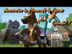 Aventurier in Minecraft la Patrat™ - Ep. 1 - Antrenament pentru Apocalipsa
