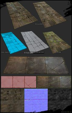 3Michael Vicente - 3D modeling/texturing