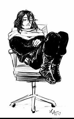 Boku no Hero Academia    Aizawa Shouta