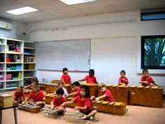 """Excellent idea for introducing xylophones to younger students! Love the """"no-talk"""" instructions. MUST do with 1st grade next year."""