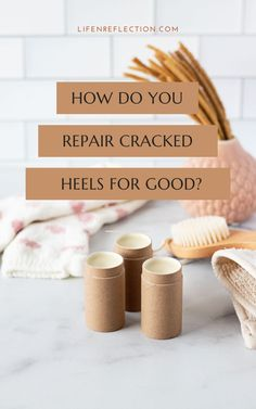 Cracked Heel Balm Stick Recipe: Overnight Relief