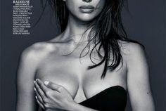 news Kamatero:H Irina Shayk ποζάρει ολόγυμνη και δηλώνει πως το σεξ θέλει καμπύλες [Εικόνες]