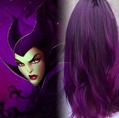 32 Disney-Inspired Rainbow Hair Ideas Fit For a Princess