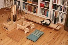 Japanese woodworking | Japanese toolbox - 大工の道具箱