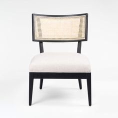 Libby Accent Chair | Crate and Barrel Small Living Room Furniture, Small Living Rooms, Unique Furniture, Living Room Chairs, Living Spaces, Dining Chairs, Dining Room, Arm Chairs, Lounge Chairs