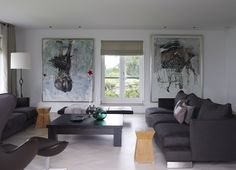Piet Boon Styling by Karin Meyn | Art makes an interior personal