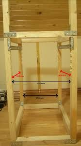 homemade small weight rack - Google Search