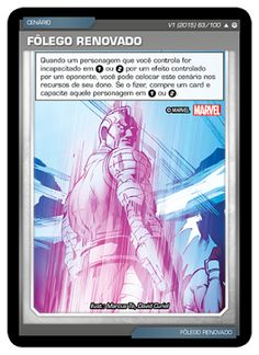 Fabian Balbinot - MagicJebb: Marvel Battle Scenes - Restaure as capacitações de...