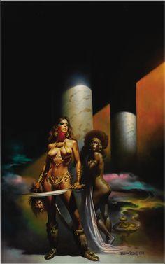Art by Boris Vallejo.