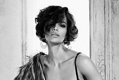 Short Curly Hairstyles for 2012 - 2013   2013 Short Haircut for Women