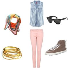 Outfit #5, created by shaina-landhuis on Polyvore