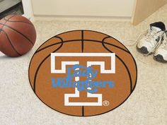 "University of Tennessee Basketball Mat 27"""" diameter"