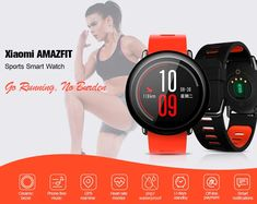 $79.99 for AMAZFIT Pace Heart Rate Sports Smartwatch -47% OFF Smartwatch Bluetooth, Gear S, Coupon Deals, Apple Watch Series, Watch Sale, Heart Rate, Fitness Tracker, Microsoft, Smart Watch