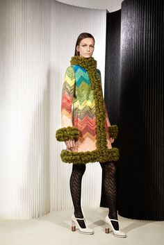 Missoni - Pre-Fall 2015 - late '60s/early '70s vibe