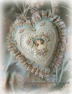 Antique Style Exquisite Romantic Cottage Shabby by SavannahParker
