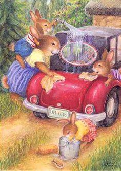 Susan Wheeler - Car Wash