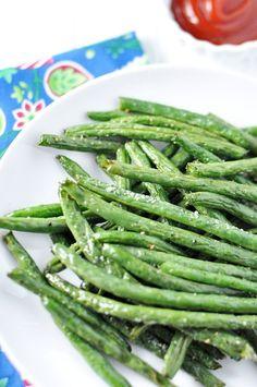 Forget Potato Fries, Make Some Green Bean Fries