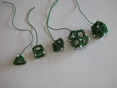 Single Threaded Platonic Solids Tutorial