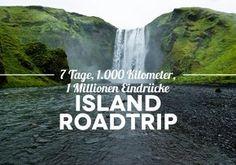 Island Roadtrip im Juni – 7 Tage, 1000 Kilometer, eine Millionen Eindrücke Gastbeitrag von Stefan Kuhnigk   Im Juni 7 Tage durch eines der schönsten Länder Europas Eine einzige Woche hat erreicht, wozu es normalerweise Jahre braucht. Gewöhnung
