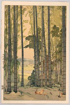 Hiroshi Yoshida 1876-1950