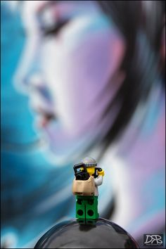 Street Art Tour With Dan Kitchner | Legography by Dan Beecroft