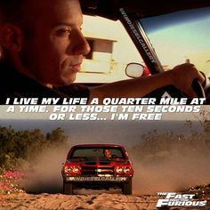 When I first saw this scene all those years ago, I thought Letty was in the car with Dom... Until it cut to the final scene