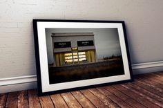 Photography of Prada Marfa In Texas by SweetPrintTypography