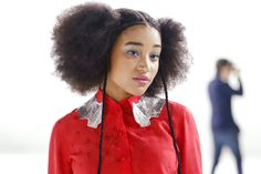 Amandla Stenberg Signs With Modeling Agency the Society