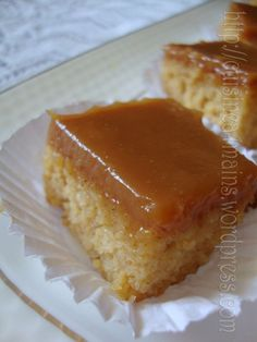 Toffee cake… a slaughter! – Desserts World Cupcakes, Cake Cookies, Sweets Recipes, Cake Recipes, Bolo Fresco, Flan Dessert, Toffee Cake, Algerian Recipes, Cooking Chef