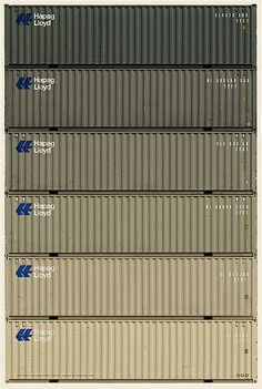 Container Color Systems Poster by antrepo, via Flickr