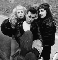 Crybaby - the first Johnny Depp movie I ever saw. Still my favorite