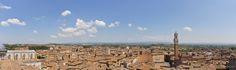 Fotograf Kassel | Panorama Piazza del Campo in Siena | Italien http://blog.ks-fotografie.net/reisefotografie/toskana/