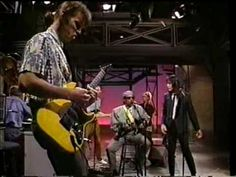 Todd Rundgren - The Want Of A Nail (Letterman 5-26-89)